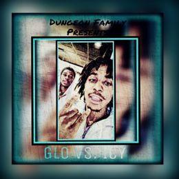Glo $antana - Dungeon Fam Cover Art