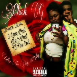 Pluck G - Letter 2 My Baby Cover Art