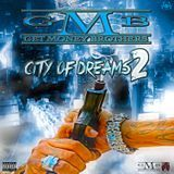 GETCHA CAKE UP RECORDS - CITY OF DREAMS 2 Cover Art