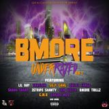 GETCHA CAKE UP RECORDS - BMore UnderRated Vol1 Cover Art