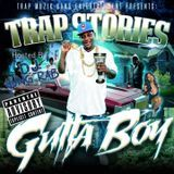 GETCHA CAKE UP RECORDS - TRAP STORIES Cover Art