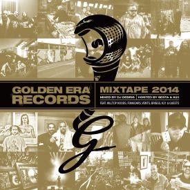 Golden Era Records - Hilltop Hoods, Funkoars, Vents, Briggs & K21 - 2014 Golden Era Records Mixtape