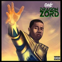 Gone Wallace - DRAGONZORD Cover Art
