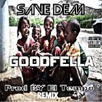 GOODFELLA - Save Dem (The Children  Remix Cover Art