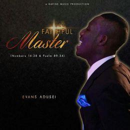 GospelGh - Faithful Master Cover Art
