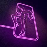HOLDA - Strippers & Strobe Lights Cover Art