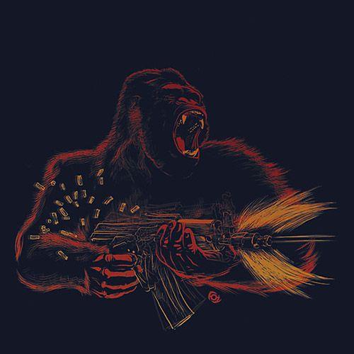 "Jiggs x Gualo x StephBlood x C-Ray - ""Gorilla Warfare ..."