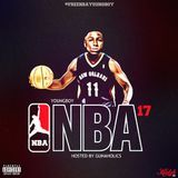 GunAHolics - NBA '17 Cover Art