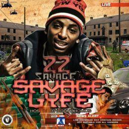 GunAHolics - Savage Lyfe Cover Art
