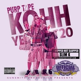 Gunsmith Production - PURP T△PE Cover Art