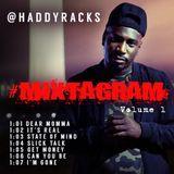 Haddy Racks - Mixtagram Vol. 1 Cover Art