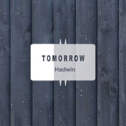 Hadwin de los Santos - Tomorrow (Radio Edit) Cover Art