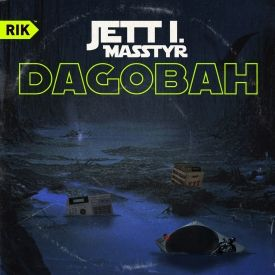 hasHBrown | Jett I Masstyr - D A G O B A H Cover Art