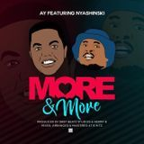 hatukwamimedia - MORE N MORE Cover Art