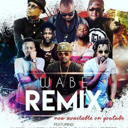 hatukwamimedia - WABE REMIX Cover Art