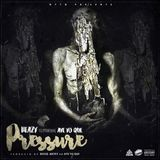 heazy - pressure ft AyeYoQue (produced by Boog Mcfly x AyeYoQue) Cover Art
