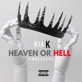 "HipHopOnDeck.com - ""Heaven Or Hell"" Freestyle Cover Art"