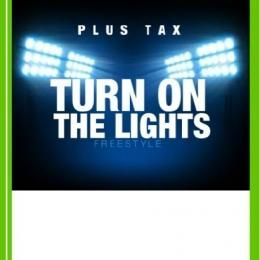 HHS1987 - TAX - TURN ON THE LIGHTS Cover Art