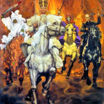 HHS1987 - The White Horse Cover Art