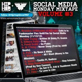 HHS1987 - Social Media Monday (Mixtape) (11/12/12) Cover Art