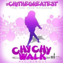 HI ROC RECORDS - Chy Chy Walk Cover Art