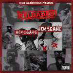 High Caliber Music, LLC. - HCM Is The Gang: Reloaded Cover Art