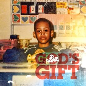 High Caliber Music, LLC. - God's Gift Cover Art