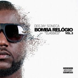 "HipHopMutumbula - Bomba Relogio Vol. 3 ""Clássico"" Cover Art"