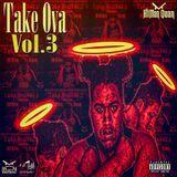 HitMan Quan - Take Ova Vol.3 Cover Art