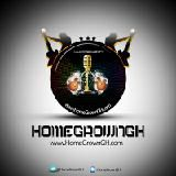 HomeGrownGh - Party Up Cover Art
