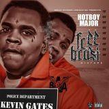 Hot Boy Major - Free Brasi Ft. Kevin Gates Cover Art