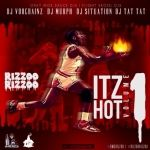 HoustonHipHopFix - IT'Z HOT vol.1 Cover Art