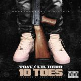 Hustle Hearted - 10 Toes Cover Art