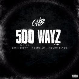 Hustle Hearted - 500 Wayz (Soulja Boy Diss) Cover Art