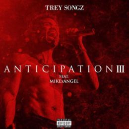 Hustle Hearted - Anticipation 3  Cover Art