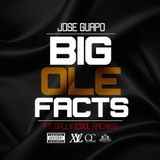 Hustle Hearted - Big Ol Facts Cover Art