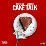 Hustle Hearted - Cake Talk Cover Art
