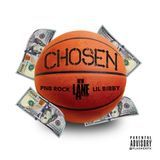 Hustle Hearted - Chosen Cover Art