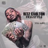 Hustle Hearted - Ritz Carlton freestyle Cover Art