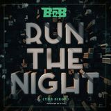 Hustle Hearted - Run The Night Cover Art