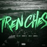 Hustle Hearted - Trenches Cover Art