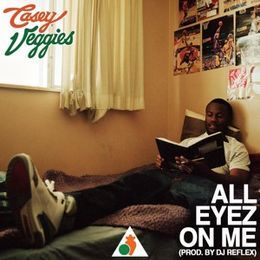 hypefresh. - All Eyez On Me Cover Art
