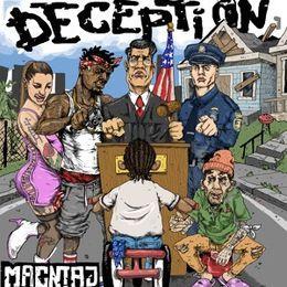hypefresh. - Deception Cover Art