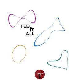 hypefresh. - Feel It All Cover Art