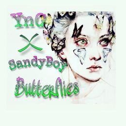 YnG - Butterflies Cover Art