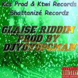 DJYOYOPCMAN BEATMAKER SHATTANIZE - Monkeys Out Remix [Glaise Riddim By Djyoyopcman] Raw Jan 2k17 Cover Art