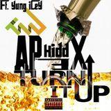 kidd Apex - Turn It Up Cover Art