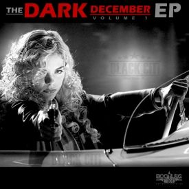 ICE-Jaye - The Dark December Ep Cover Art
