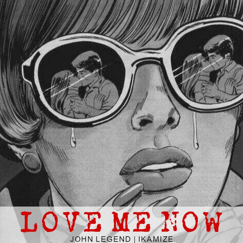 "John Legend - ""John Legend Ft. Ikamize - Love Me Now ..."
