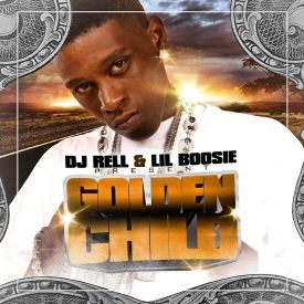 iLLmixtapes.com - Lil Boosie - Golden Child (Remastered) Cover Art